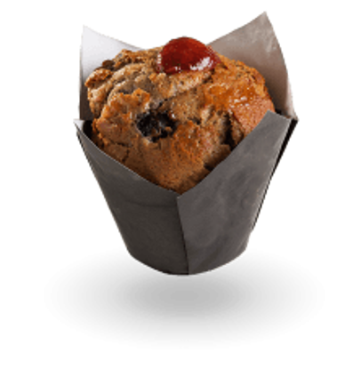 Picture of Muffin Mirtilo Framboesa 110gr
