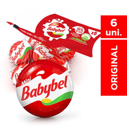 Picture of Queijo BABYBEL Mini 120gr