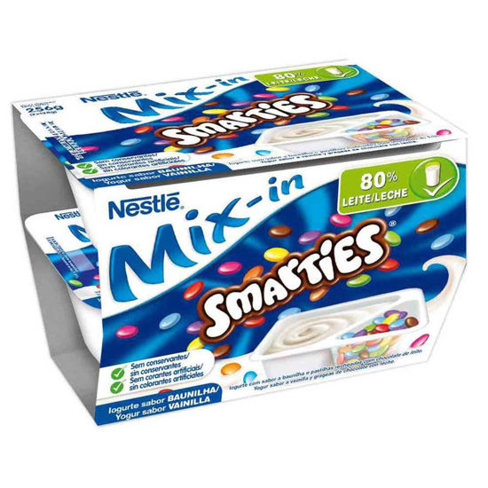 Picture of Iog NESTLE Smarties Baunilha 2x128gr