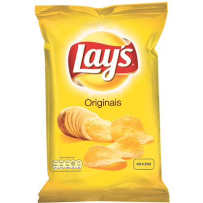 Picture of Bat Frit LAYS Originais 140gr