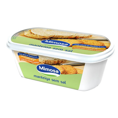 Picture of Manteiga MIMOSA S/Sal 250gr