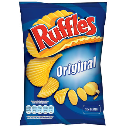 Picture of Bat Frit RUFFLES Sal 140gr