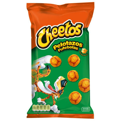 Picture of Snack CHEETOS Futebolas 130gr