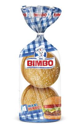 Picture of Pão BIMBO Hambúrger 220gr