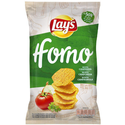 Picture of Bat Frit LAYS Forno Camponesas 130gr