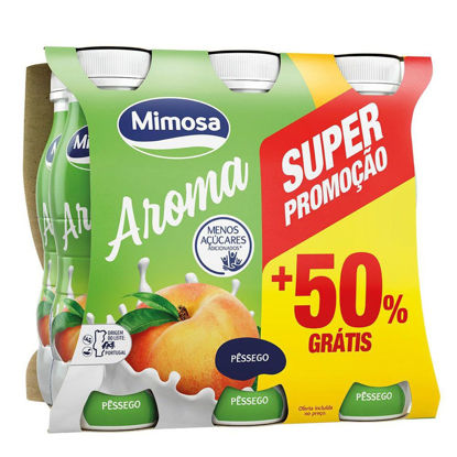 Picture of Iog MIMOSA Liq Pêssego 156ml