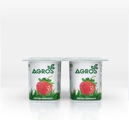 Picture of Iog AGROS Aroma Morango 120gr