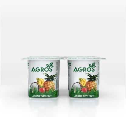Imagem de Iog AGROS Aroma Tutti Frutti 120gr