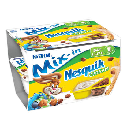 Picture of Iog NESTLE Nesquik Baunilha 2x116gr