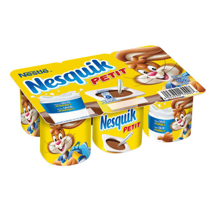 Picture of Iog PETIT NESQUIK 6x60gr