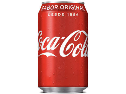Picture of Refrig COCA COLA Lata 0,33lt