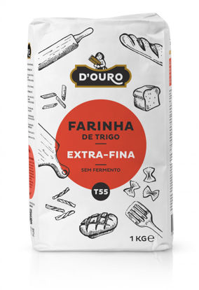 Picture of Farinha D OURO Extra Fina T55 1kg