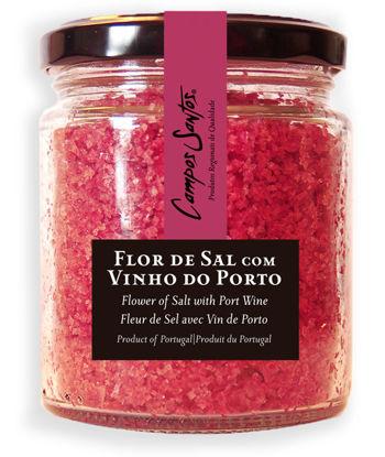 Picture of Flor de sal CAMPOS SANTOS Vinho Porto un