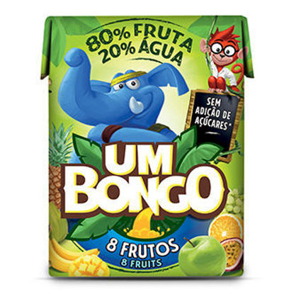 Picture of Sumo UM BONGO 8 Frutos Tetra 200ml