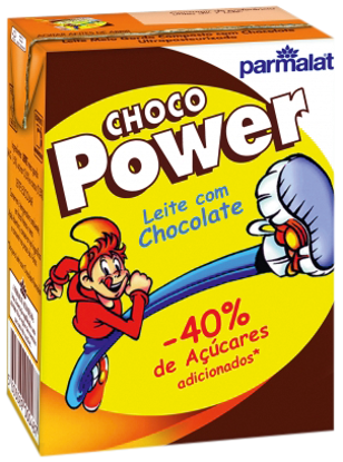 Picture of Leite PARMALAT Chocopower 200ml