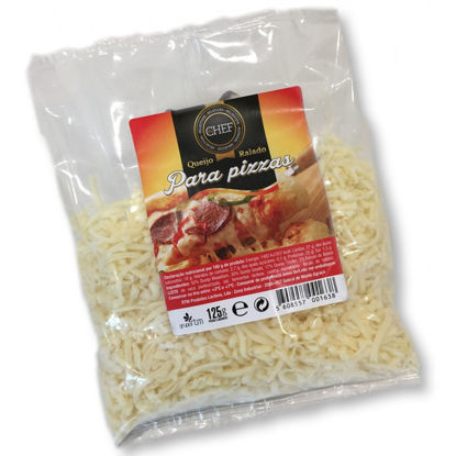Picture of Qj DU CHEF Ralado Pizzas 125gr