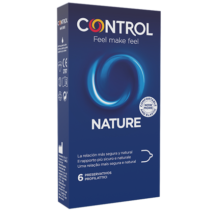 Picture of Preservativos CONTROL Nature 6un