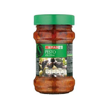 Picture of Molho SPAR Pesto C/Azeitonas 190gr