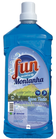 Picture of Det FUN Lava Tudo Montanha 1,5lt