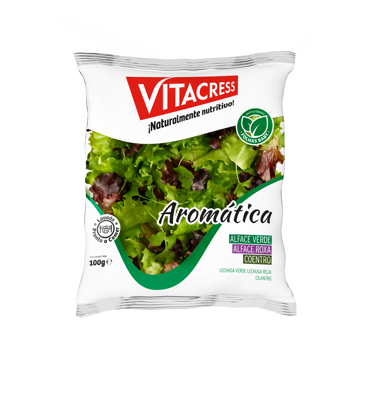 Picture of Salada VITACRESS Aromatica 100gr