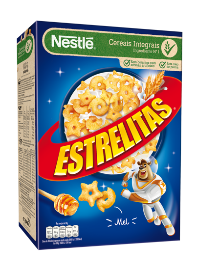 Picture of Cereais NESTLE Estrelitas 270gr