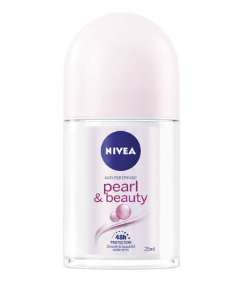 Imagem de Desod NIVEA Roll On Pearl Beauty 50ml