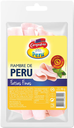 Picture of Fiambre CAMPOFRIO Econ Fat Peru 90gr