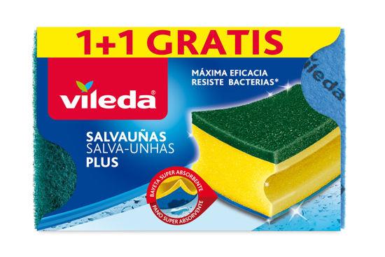 Picture of Esfregão VILEDA Salva Unhas Antibact 1+1un