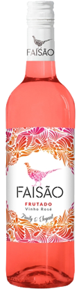 Picture of Vinho FAISAO Rose Frutado 75cl