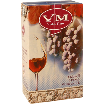 Picture of Vinho VM Tinto 1lt