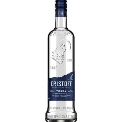 Picture of Vodka ERISTOFF 70cl
