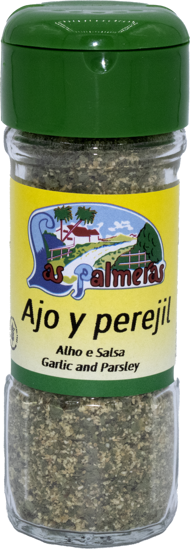 Picture of Alho Salsa LAS PALMERAS FR 35gr