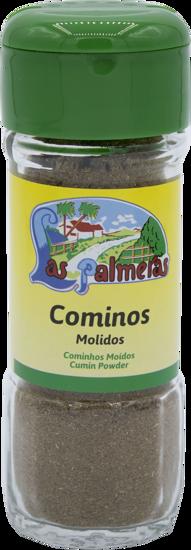 Picture of Cominhos LAS PALMERAS Moido FR 32gr