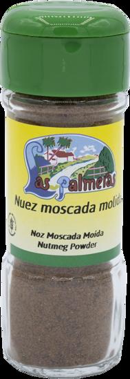 Picture of Noz Moscada LAS PALMERAS Moida FR 42gr