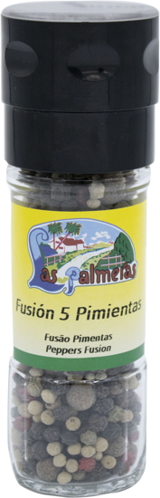 Picture of Pimenta LAS PALMERAS 5 Grao Moinho 43gr