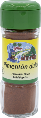 Picture of Pimentao Doce LAS PALMERAS FR 38gr