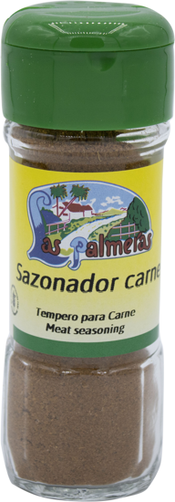 Picture of Tempero LAS PALMERAS Carne FR 60gr