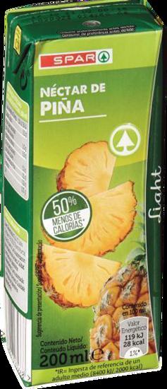Imagem de Néctar SPAR Ananás S/ Açúcar 200ml