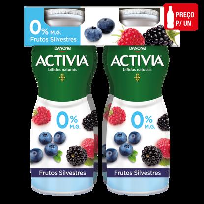 Picture of Iog ACTIVIA Liq 0% Frut Silvestres 155gr