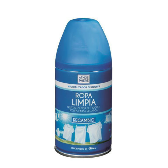 Picture of Amb ATMOSPHERE Rc Dif Roupa Limpa 250ml