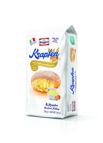 Picture of Bolo RUGGERI Rech Creme Ovo 210gr