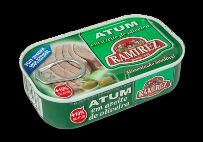 Picture of Atum RAMIREZ Azeite 120gr +10%