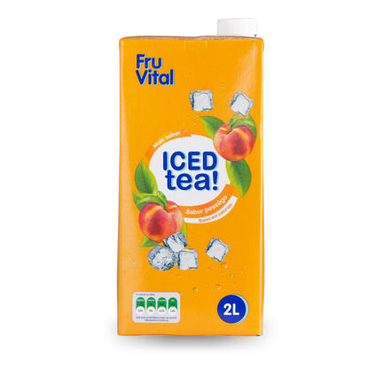 Picture of Ice Tea FRUVITAL Pessego 2lt
