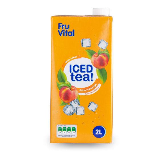 Imagem de Ice Tea FRUVITAL Pessego 2lt
