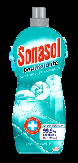 Picture of Lava Tudo SONASOL Mult Desinf 1,1lt