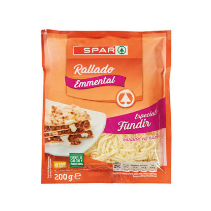 Picture of Queijo Ralado SPAR Emmental 200gr