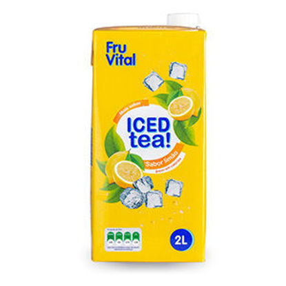 Picture of Ice Tea FRUVITAL Limao 2lt