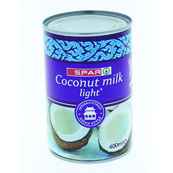 Picture of Leite Coco SPAR Light 400ml