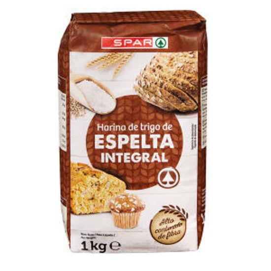 Picture of Farinha SPAR Espelta Integral 1kg