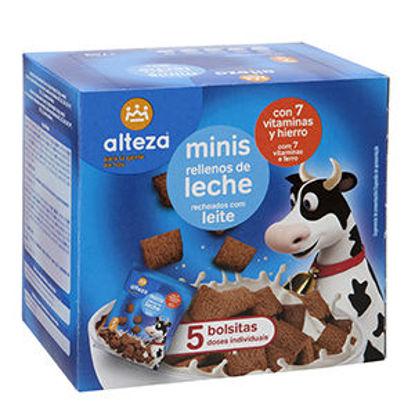 Imagem de Cereais ALTEZA Mini Recheio Leite 175gr